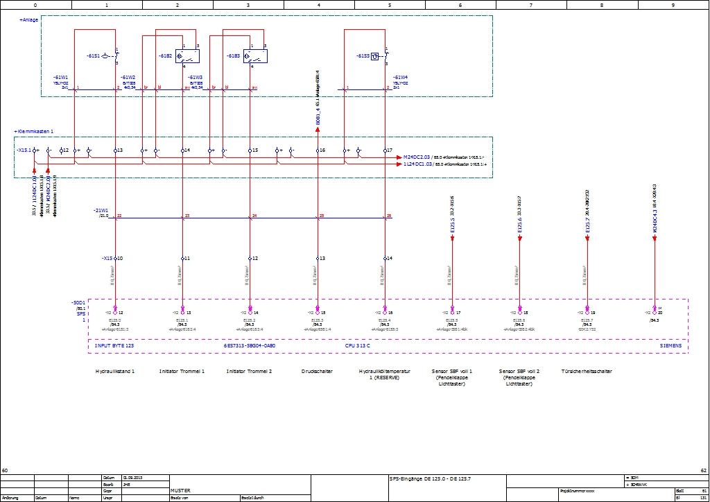 eplan konstrukteur elektroplan elektrische konstruktion. Black Bedroom Furniture Sets. Home Design Ideas